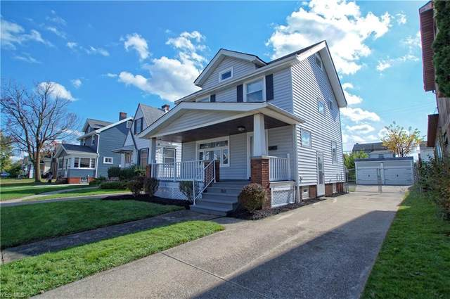 7007 Forest Avenue, Parma, OH 44129 (MLS #4235516) :: The Holden Agency