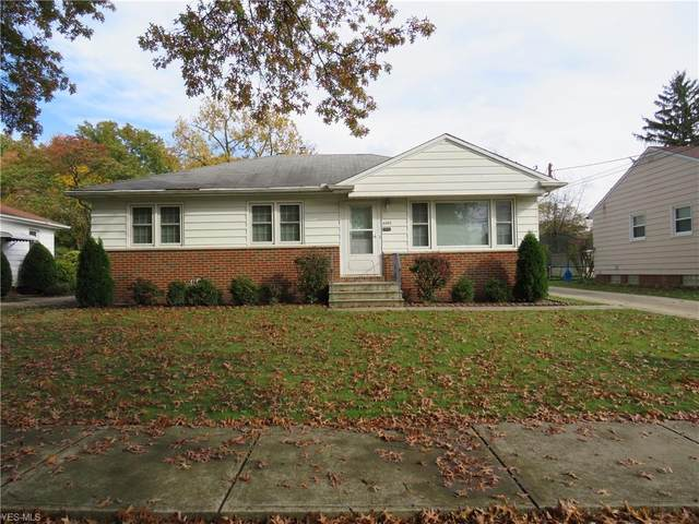 6405 Mandalay Drive, Parma Heights, OH 44130 (MLS #4235795) :: Krch Realty