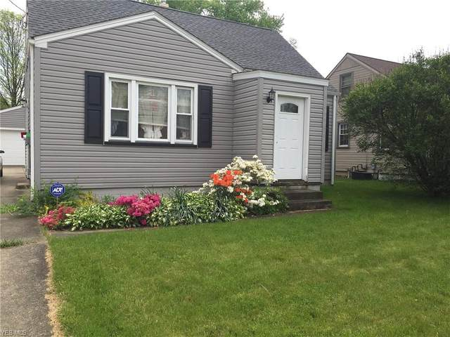 2009 Lynn Avenue, Youngstown, OH 44514 (MLS #4236290) :: The Holden Agency