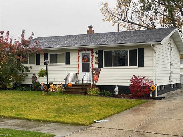16051 Agnes Boulevard, Brook Park, OH 44142 (MLS #4236384) :: Select Properties Realty