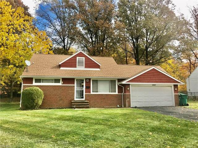 1897 Skyline Drive, Richmond Heights, OH 44143 (MLS #4236567) :: The Jess Nader Team | RE/MAX Pathway