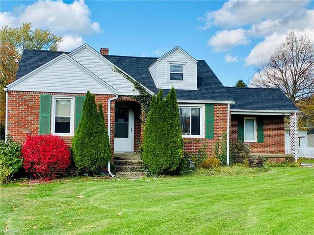 1453 Park Avenue E, Mansfield, OH 44905 (MLS #4236755) :: Tammy Grogan and Associates at Cutler Real Estate