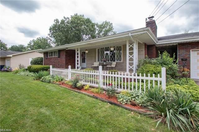 3345 Briarwood Lane, Austintown, OH 44511 (MLS #4236813) :: RE/MAX Trends Realty