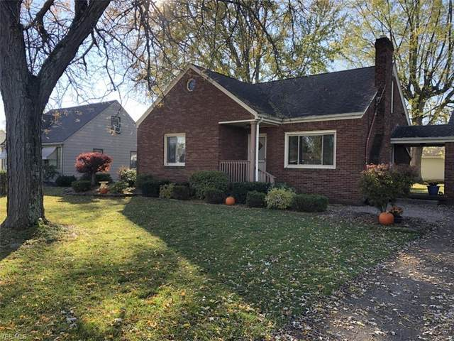 130 Camvet Drive, Campbell, OH 44405 (MLS #4236874) :: RE/MAX Edge Realty