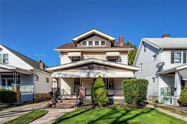 11008 Fortune Avenue, Cleveland, OH 44111 (MLS #4237536) :: The Art of Real Estate