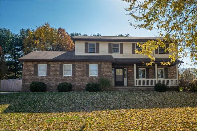 6190 Beachland Circle NW, Canton, OH 44718 (MLS #4237556) :: RE/MAX Trends Realty