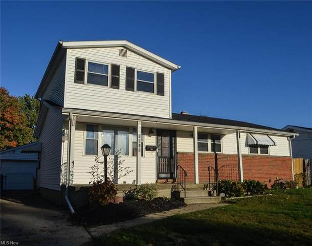 4617 Palm Avenue, Lorain, OH 44055 (MLS #4237583) :: The Art of Real Estate