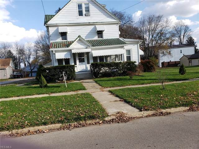 223 Madison, Ravenna, OH 44266 (MLS #4238561) :: RE/MAX Trends Realty