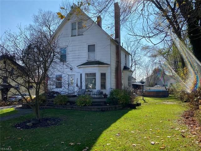 4594 Franklin Street, Mantua, OH 44255 (MLS #4238878) :: Keller Williams Legacy Group Realty