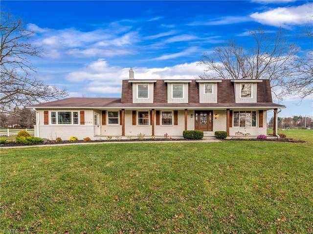 7747 Olde Eight Road, Hudson, OH 44236 (MLS #4238967) :: The Holly Ritchie Team
