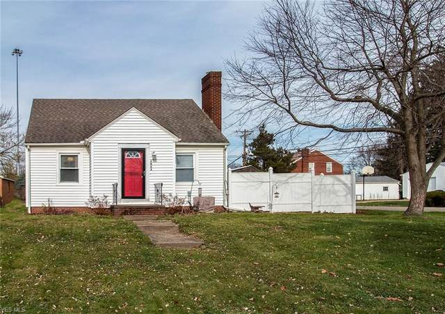1023 Milford Street NE, Canton, OH 44714 (MLS #4239158) :: The Holly Ritchie Team