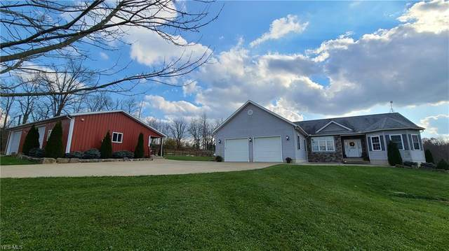 14704 Township Road 467, Lakeville, OH 44638 (MLS #4239647) :: The Holly Ritchie Team