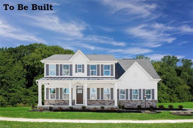 140 Stonegate Circle NE, Canton, OH 44721 (MLS #4239992) :: Krch Realty