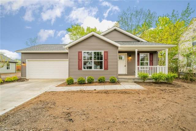 5619 Jefferson Avenue, Maple Heights, OH 44137 (MLS #4240557) :: RE/MAX Trends Realty