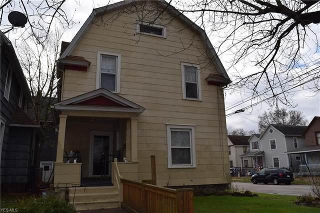 650 W Paige Avenue, Barberton, OH 44203 (MLS #4240819) :: RE/MAX Trends Realty