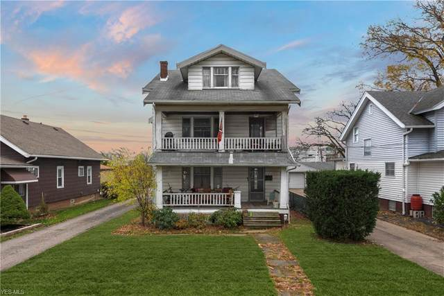 3817 W 152nd Street, Cleveland, OH 44111 (MLS #4241415) :: The Art of Real Estate