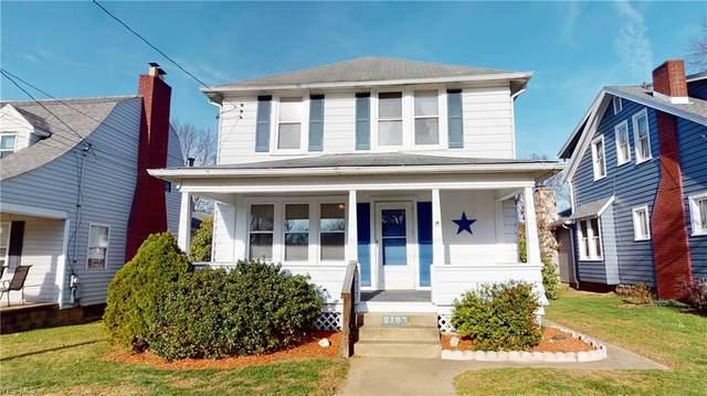 919 33rd Street, Parkersburg, WV 26104 (MLS #4241595) :: Select Properties Realty