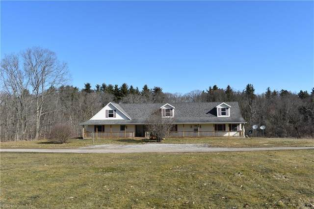 14176 Steubenville Pike #1, Lisbon, OH 44432 (MLS #4241679) :: The Holden Agency