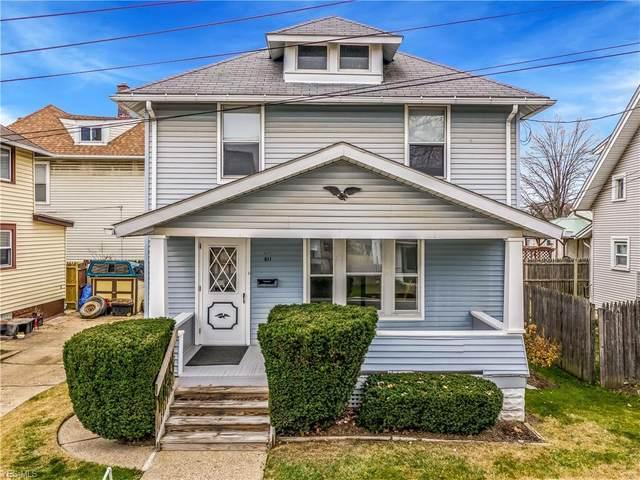 811 9th Street NE, Massillon, OH 44646 (MLS #4241730) :: RE/MAX Edge Realty