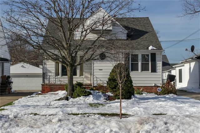 1414 Sunset Road, Mayfield Heights, OH 44124 (MLS #4244245) :: Krch Realty