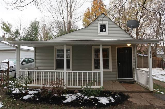 4323 Stickney Avenue, Cleveland, OH 44109 (MLS #4244316) :: The Jess Nader Team | RE/MAX Pathway