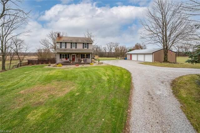 11837 S Pricetown Road, Beloit, OH 44609 (MLS #4245030) :: Tammy Grogan and Associates at Cutler Real Estate