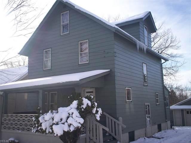 448 Iroquois Avenue, Akron, OH 44305 (MLS #4245324) :: Keller Williams Chervenic Realty