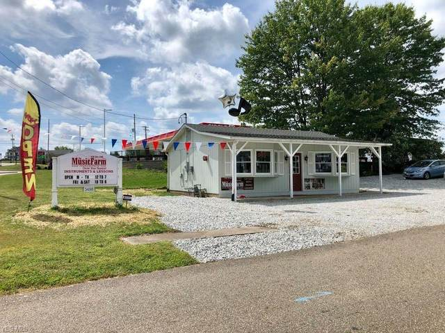 3498 S Arlington Road, Akron, OH 44312 (MLS #4245349) :: The Holden Agency