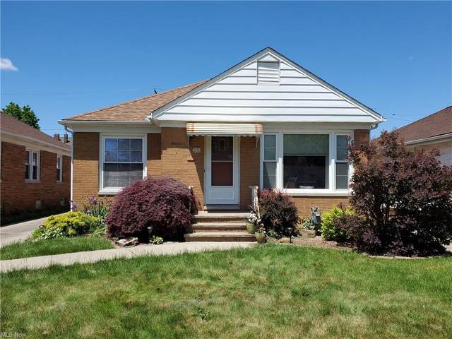 1714 North Avenue, Parma, OH 44134 (MLS #4245453) :: Tammy Grogan and Associates at Cutler Real Estate