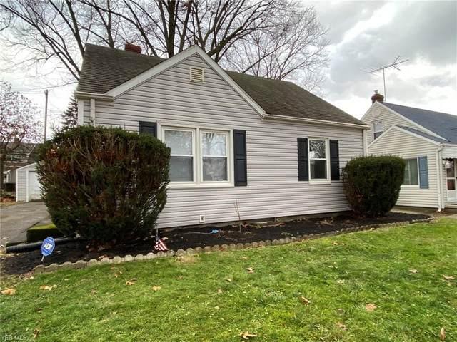 270 E Catawba Avenue, Akron, OH 44301 (MLS #4245579) :: Keller Williams Legacy Group Realty