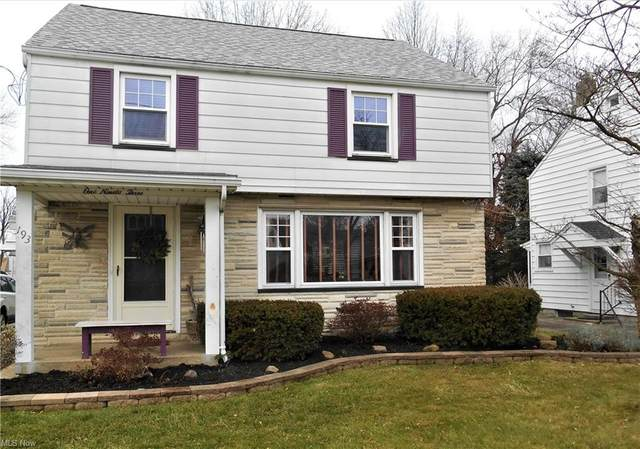 193 Creed Street, Struthers, OH 44471 (MLS #4245701) :: Keller Williams Chervenic Realty