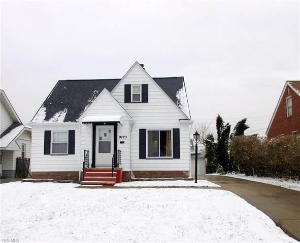 9723 Park Heights Avenue, Garfield Heights, OH 44125 (MLS #4246121) :: Keller Williams Legacy Group Realty