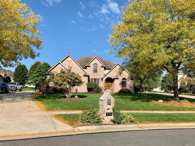 3722 Tuscany Court, Poland, OH 44514 (MLS #4246419) :: Keller Williams Legacy Group Realty