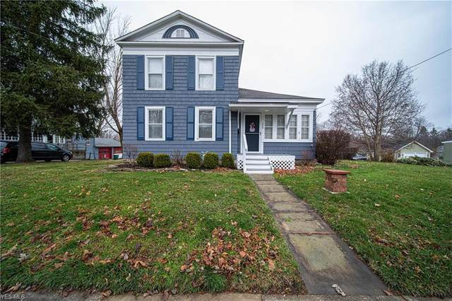 258 W Main Street, Madison, OH 44057 (MLS #4246562) :: The Crockett Team, Howard Hanna
