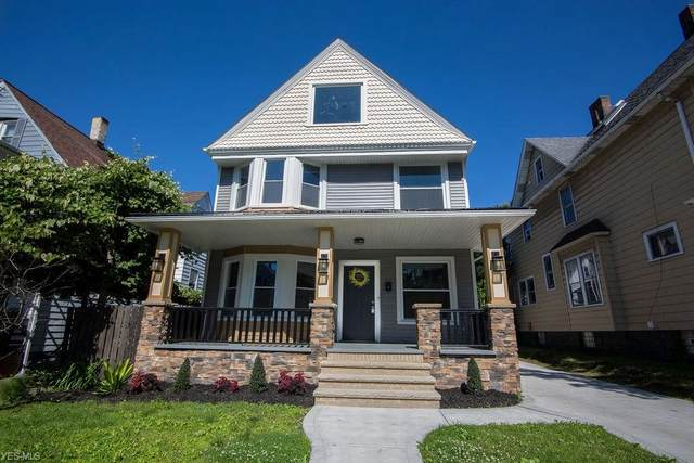 1367 W 64th Street, Cleveland, OH 44102 (MLS #4246632) :: Select Properties Realty