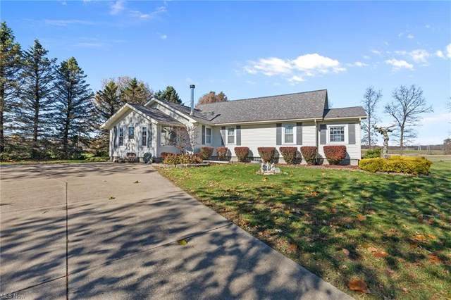836 Heck Road, Columbiana, OH 44408 (MLS #4247148) :: Krch Realty