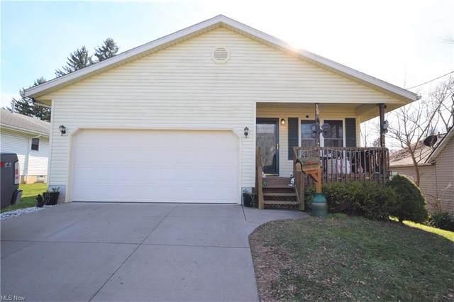 460 Lincoln Avenue, Barberton, OH 44203 (MLS #4247163) :: Keller Williams Chervenic Realty