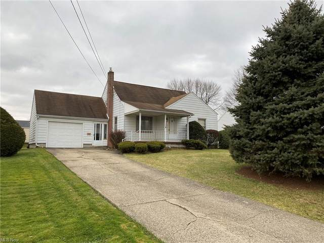 514 Judith Lane, Struthers, OH 44471 (MLS #4248024) :: RE/MAX Trends Realty