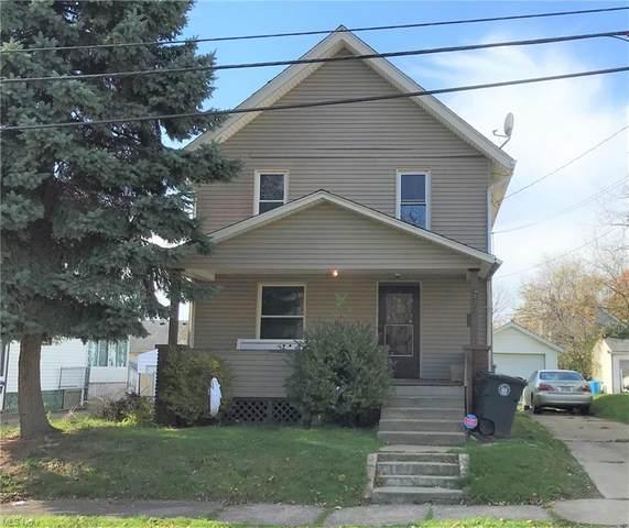 2304 11th Street SW, Akron, OH 44314 (MLS #4248071) :: Keller Williams Chervenic Realty