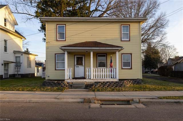 235 Cherry Street E, Canal Fulton, OH 44614 (MLS #4248730) :: Tammy Grogan and Associates at Cutler Real Estate