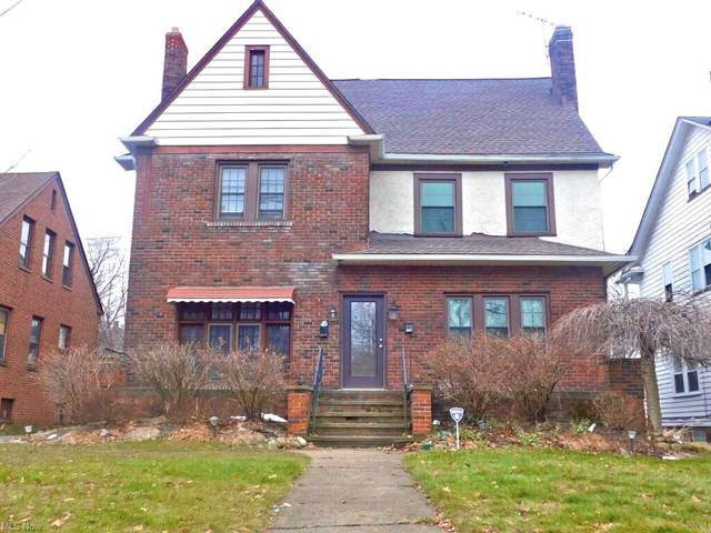 3120 E Derbyshire Road, Cleveland Heights, OH 44118 (MLS #4249198) :: The Holden Agency