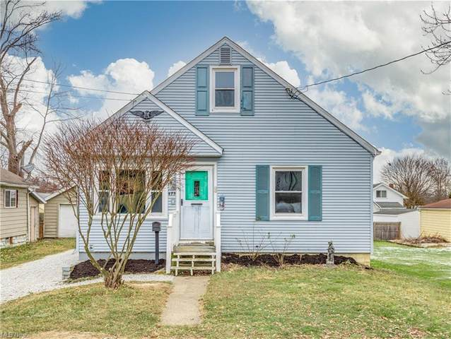 475 Grandview Avenue, Barberton, OH 44203 (MLS #4249389) :: Select Properties Realty