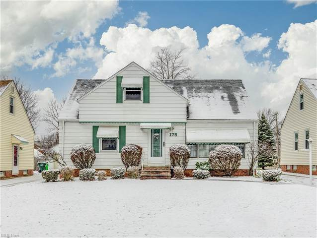 175 Flora Drive, Bedford, OH 44146 (MLS #4249406) :: TG Real Estate