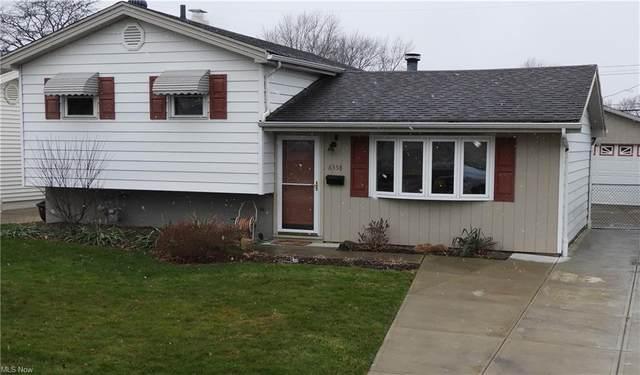 6358 Edgehurst Drive, Brook Park, OH 44142 (MLS #4250332) :: The Crockett Team, Howard Hanna