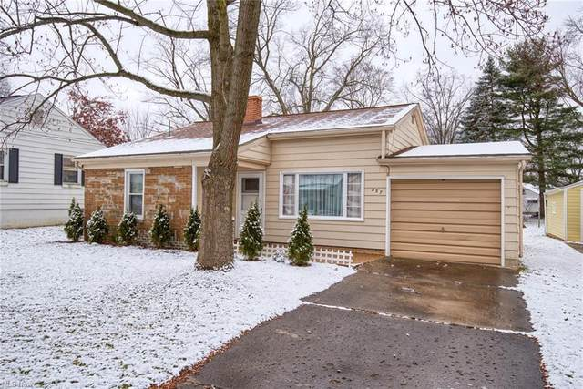 457 S Madison Avenue, Salem, OH 44460 (MLS #4250393) :: RE/MAX Trends Realty