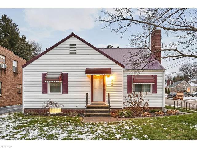 2104 Fulton Road NW, Canton, OH 44709 (MLS #4250413) :: Keller Williams Legacy Group Realty