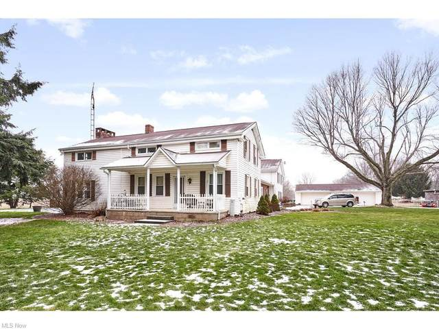 8215 Arlington Avenue NW, North Canton, OH 44720 (MLS #4250565) :: The Holden Agency