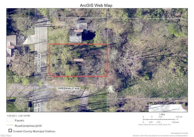 Vosello Avenue, Akron, OH 44313 (MLS #4250868) :: Select Properties Realty