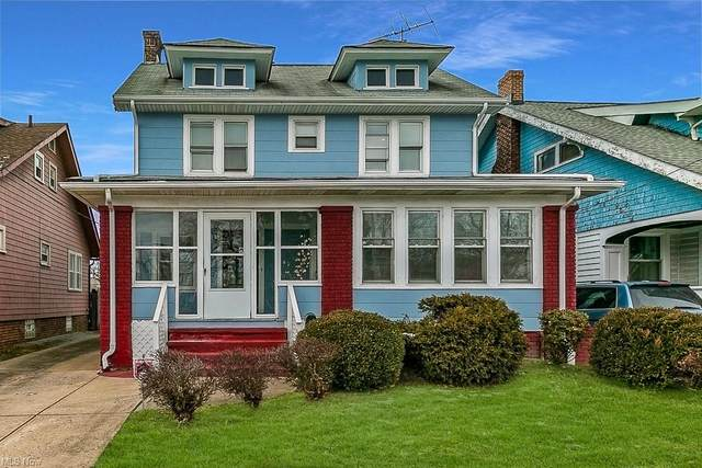 15227 Lake Shore Boulevard, Cleveland, OH 44110 (MLS #4251240) :: RE/MAX Trends Realty