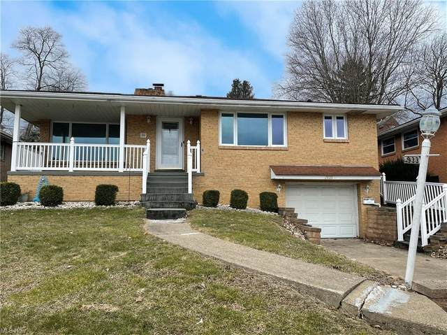 2933 Whitehaven Boulevard, Steubenville, OH 43952 (MLS #4251979) :: RE/MAX Edge Realty